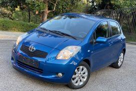 Toyota, Yaris, 2008, Diesel