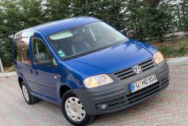 Volkswagen, Caddy, 2006, Diesel
