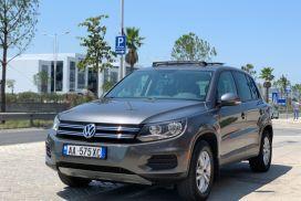 Volkswagen, Tiguan, 2013, Benzinë