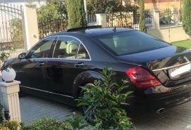 Mercedes-Benz, S-Class, 2008, Benzinë
