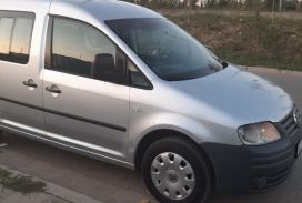 Volkswagen, Caddy, 2005, Naftë