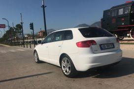 Audi, A3, 2009, Benzinë