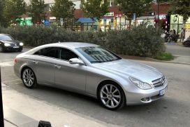Mercedes-Benz, CLS-Class, 2009, Nafte
