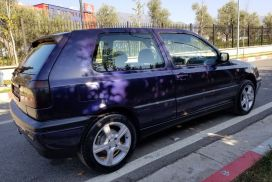 Volkswagen, Golf, 1997, Naftë