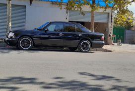 Mercedes-Benz, 300E, 1995, Nafte