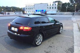 Audi, A3, 2007, Benzinë + Gas