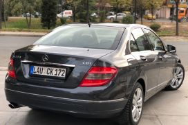 Mercedes-Benz, C-Class, 2009, Naftë
