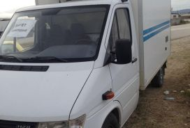Mercedes Benz sprinter 315 frigorifer