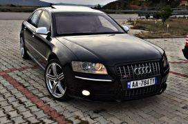 Audi, A8, 2007, Naftë