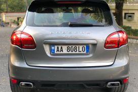 Porsche, Cayenne, 2013, Benzinë