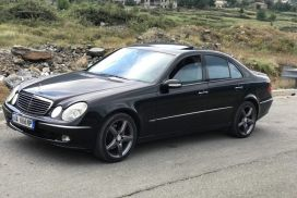 Mercedes-Benz, E-Class, 2004, Naftë