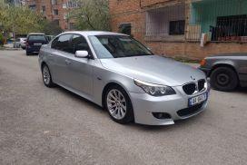 BMW, Seria 5, 2005, Naftë