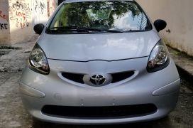 Toyota, Aygo, 2007, Benzinë