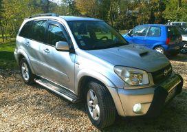 Toyota, RAV4, 2004, Naftë