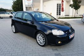 Volkswagen, GTI, 2007, Naftë