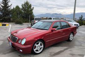 Mercedes-Benz, E-Class, 2001, Naftë