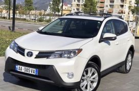 Toyota, RAV4, 2013, Benzinë + Gas