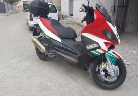 Gilera, 499 cc, 2009