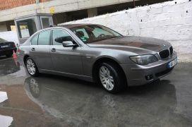BMW, Seria 7, 2007, Naftë