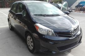 Toyota, Yaris, 2012, Benzinë