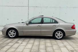 Mercedes-Benz, E-Class, 2007, Nafte