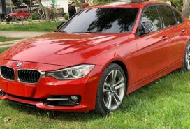 BMW, Seria 3, 2013, Hybrid (benzin/elektrik)