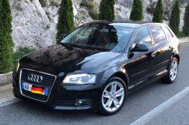 Audi, A3, 2009, Naftë