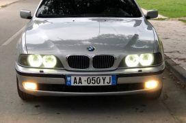BMW, Seria 5, 2001, Nafte