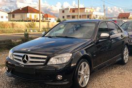 Mercedes-Benz, C-Class, 2008, Naftë