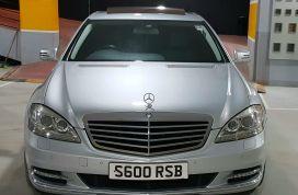 Mercedes-Benz, S-Class, 2012, Naftë