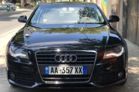 Audi, A4, 2008, Naftë