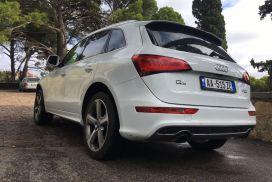 Audi, Q5, 2014, Benzinë