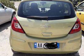 Opel, Corsa, 2007, Naftë