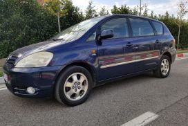 Toyota, Avensis, 2002, Naftë