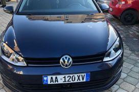 Volkswagen, Golf, 2013, Naftë
