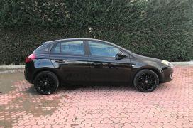 Fiat, Bravo, 2007, Naftë