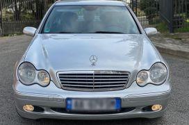 Mercedes-Benz, C-Class, 2003, Naftë