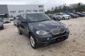 BMW, X5, 2011, Nafte