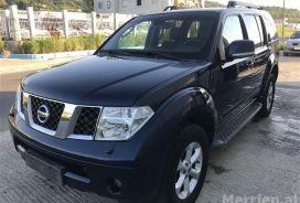 Nissan, Pathfinder, 2010, Diesel