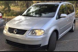 Volkswagen, Touran, 2007, Nafte