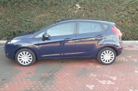 Ford, Fiesta, 2010, Benzinë + Gas