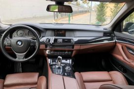 BMW, Seria 5, 2012, Naftë
