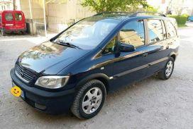 Opel, Zafira, 2002, Naftë