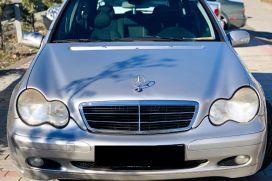Mercedes-Benz, C-Class, 2001, Naftë