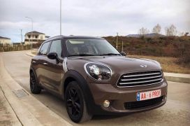 MINI, Countryman, 2012, Naftë