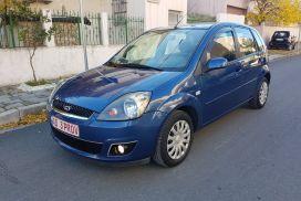 Ford, Fiesta, 2008, Naftë