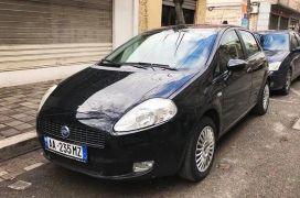 Fiat, Punto, 2007, Petrol