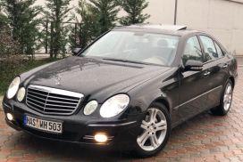 Mercedes-Benz, E-Class, 2007, Diesel