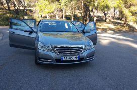 Mercedes-Benz, E-Class, 2012, Diesel