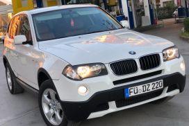 BMW, X3, 2009, Naftë